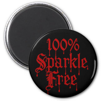 Gothic 100% Sparkle Free Magnet