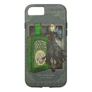 Gothic Absinthe Fairy -  La Fée Verte iPhone 8/7 Case