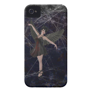 Gothic Angel BlackBerry Bold iPhone 4 Case-Mate Case