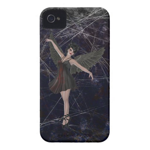 Gothic Angel BlackBerry Bold Blackberry Bold Covers