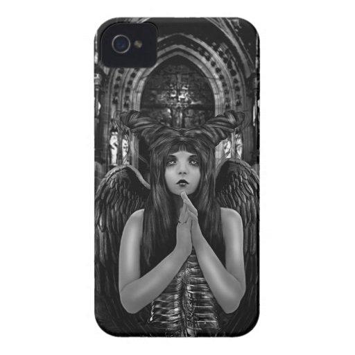 GOTHIC-ANGEL Case-Mate Blackberry Bold Blackberry Bold Cases