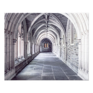 Gothic Arches Photograph