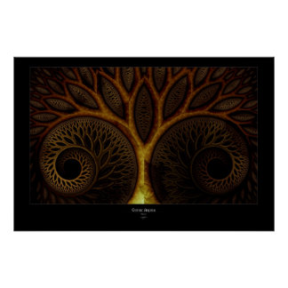 Gothic Arches Posters