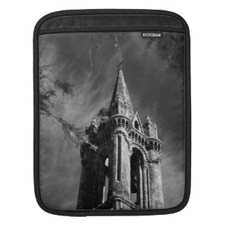 Gothic architecture sleeves for iPads