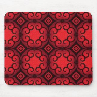 Gothic aristrocrat victorian deco mouse mat
