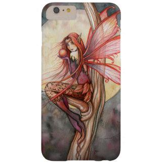 Gothic Autumn Fairy Faerie Fantasy Art Barely There iPhone 6 Plus Case