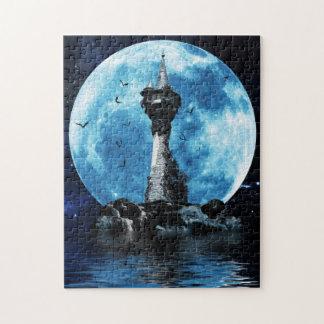 Gothic Bat Tower Puzzle