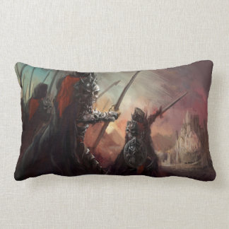 Gothic Battle Lumbar Pillow