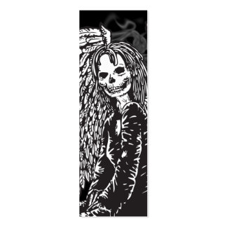 Gothic Bookmark Pack Of Skinny Business Cards