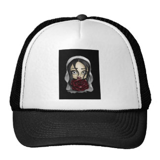 Gothic Bride Cap