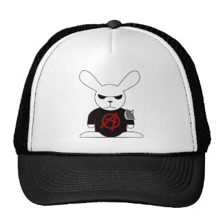 Gothic Bunny Bruno Hat
