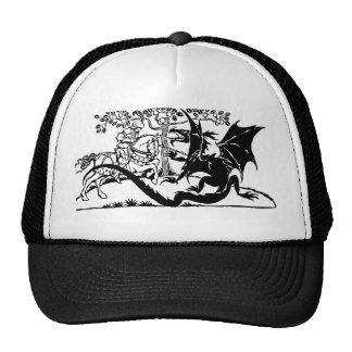 """""""Gothic """" cap"""