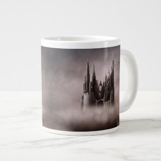 Gothic Castle Ruins Jumbo Mug