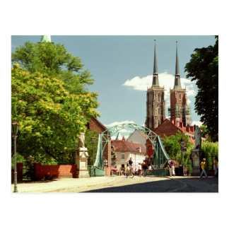 Gothic Cathedral Postcard