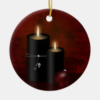 Gothic Christmas - Ornament