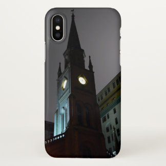 Gothic Church iPhone X Case