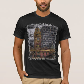 gothic city tshirt