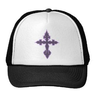 gothic cross 1 lavender.png cap