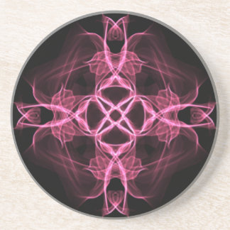 Gothic Cross Coaster