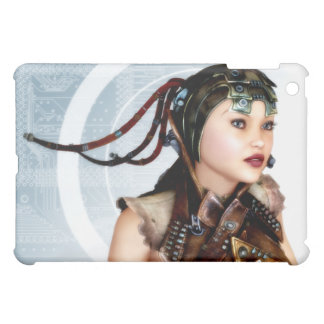 Gothic Cyber Grunge Surreal Art iPad Mini Cases
