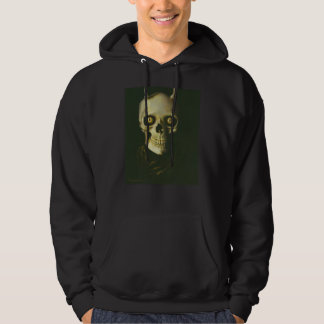 Gothic Devil Skull Hoodie