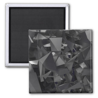 Gothic Dimensional Abstract Fridge Magnets