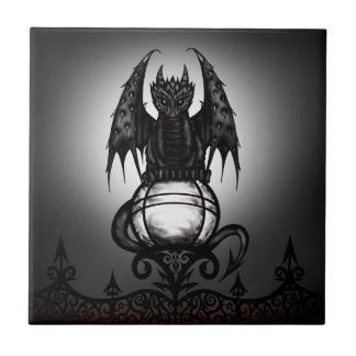 Gothic Dragon Tile