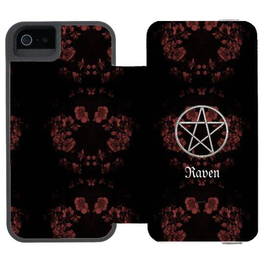Gothic Eternal Pentacle Mauve Incipio Watson™ iPhone 5