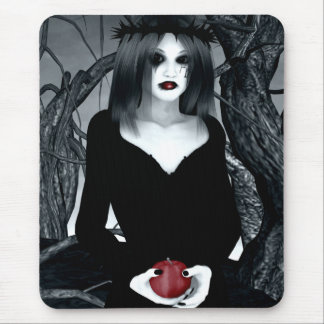 Gothic Eve Art Mouse Mat