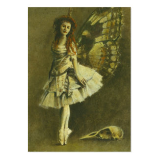 Gothic Fairy ACEO Artists Trading Card Pack Of Chubby Business Cards