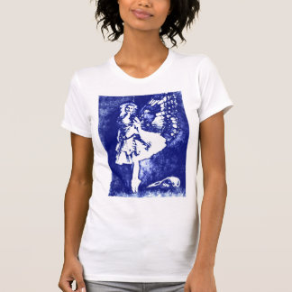 Gothic Fairy Destroyed T-shirt