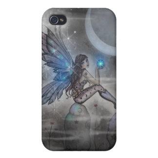 Gothic Fairy Fantasy iPhone 4 case