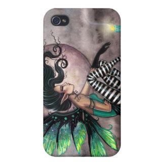 Gothic Fairy iPhone Case Fantasy Art iPhone 4 Cover