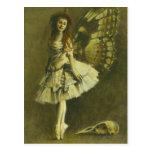 Gothic Fairy Postcard
