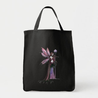 Gothic Fairy Tote Bag by Molly Harrison