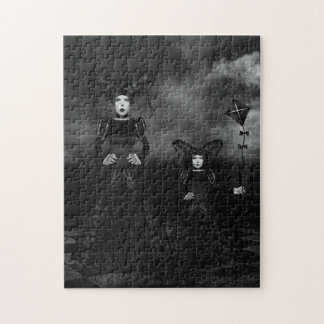 Gothic Family Jigsaw Puzzle