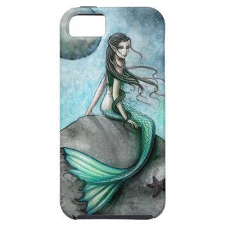 Gothic Fantasy Art Mermaid iPhone Case