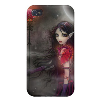Gothic Fantasy Dragon iPhone Case Covers For iPhone 4
