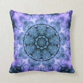 Gothic Fantasy Mandala Cushion