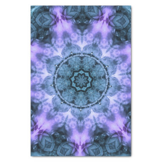 Gothic Fantasy Mandala Tissue Paper