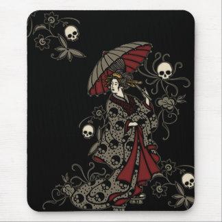 Gothic Geisha Mouse Mat