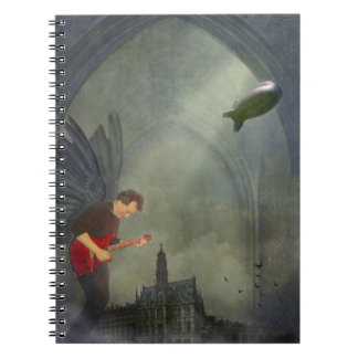 Gothic Guitar Notebook