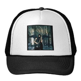 Gothic Mesh Hat