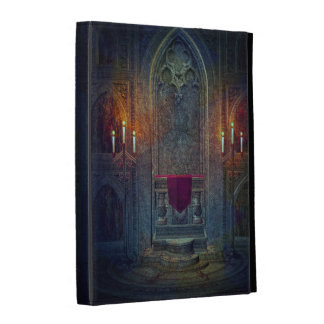 Gothic Interior Architecture iPad Folio Cover