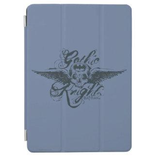 Gothic Knight Skull iPad Air Cover
