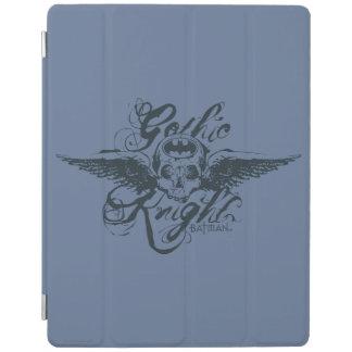 Gothic Knight Skull iPad Cover