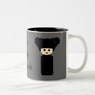 Gothic Kokeshi Mug
