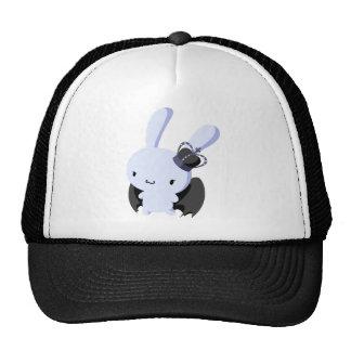 Gothic Lolita Bunny Trucker Hats