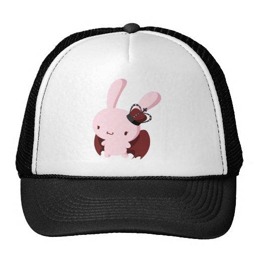Gothic Lolita Bunny Hat