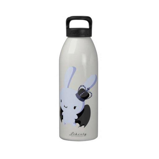 Gothic Lolita Bunny Water Bottle